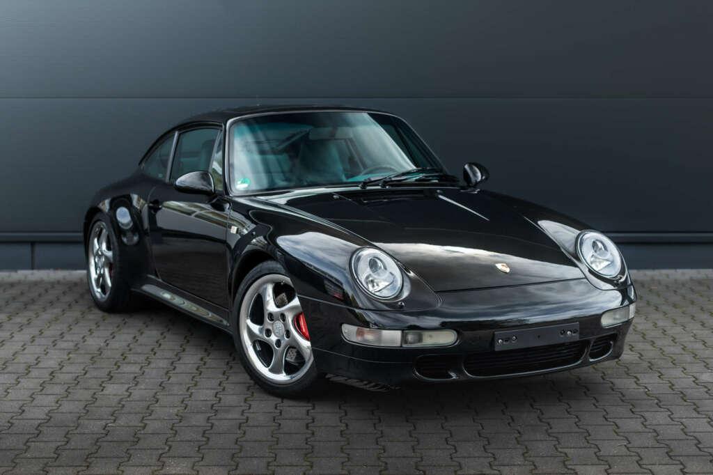 Porsche 993 X51 kaufen Werksleistungssteigerung (WLS)