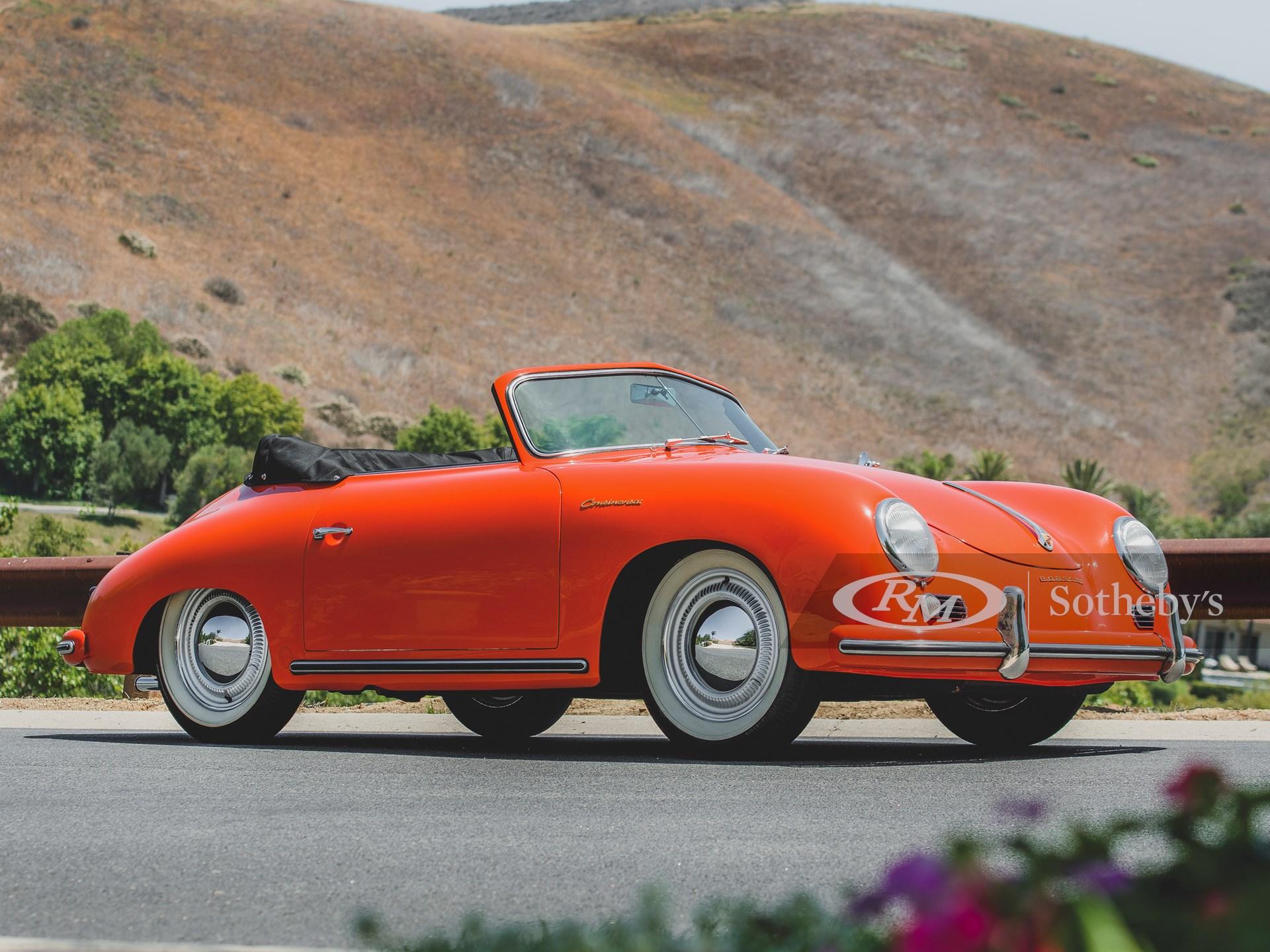 Porsche 356 Pre-A 1500