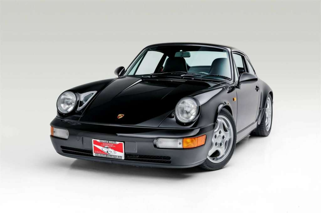 1992 Porsche 911 964 kaufen gebraucht