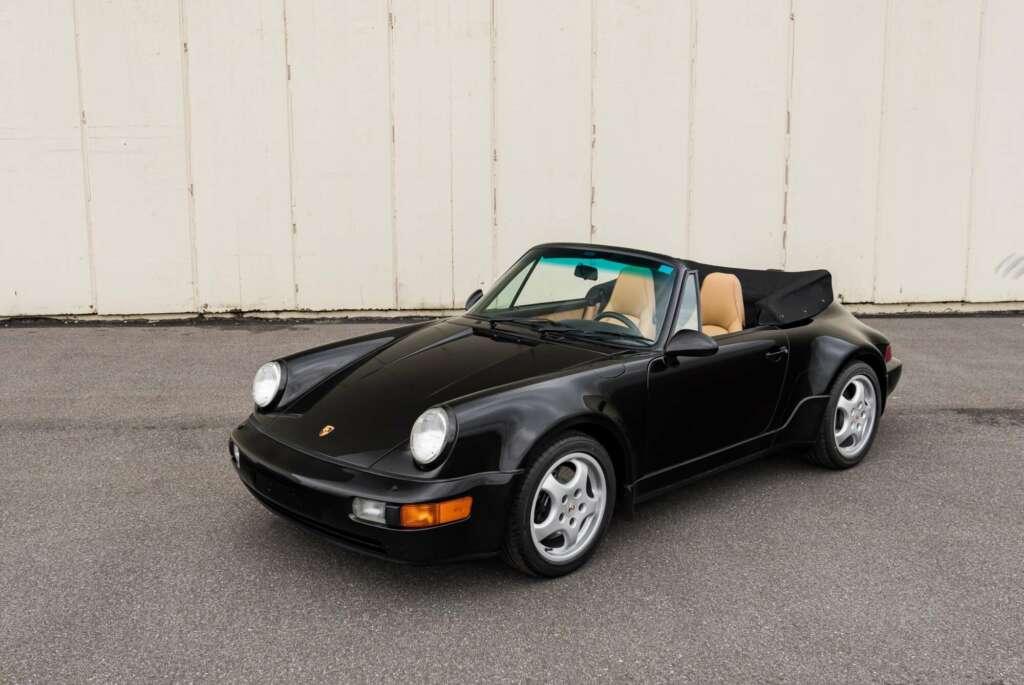 1993 Porsche 964 (911) gebraucht kaufen
