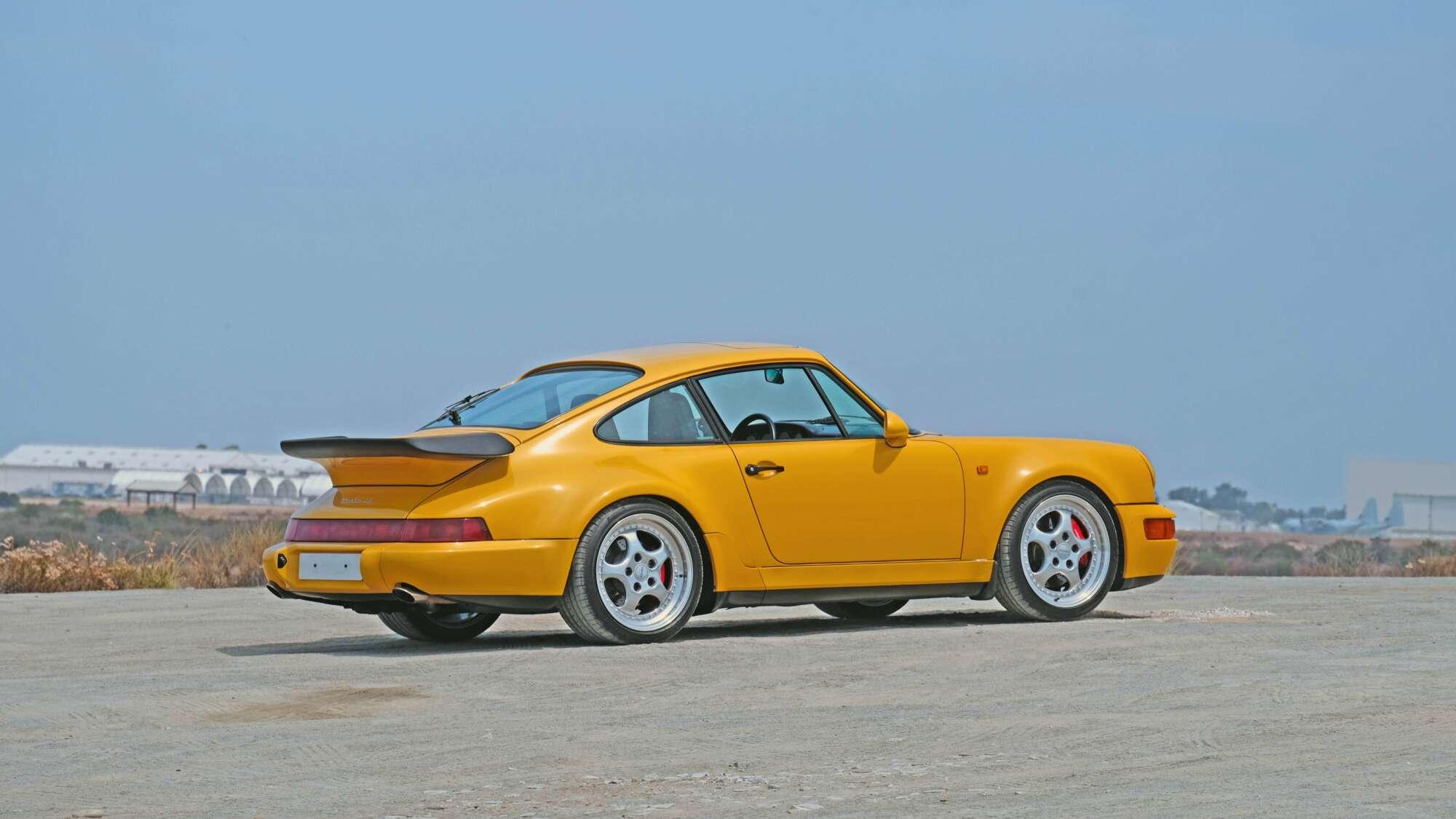 Porsche 964 Turbo 3,6