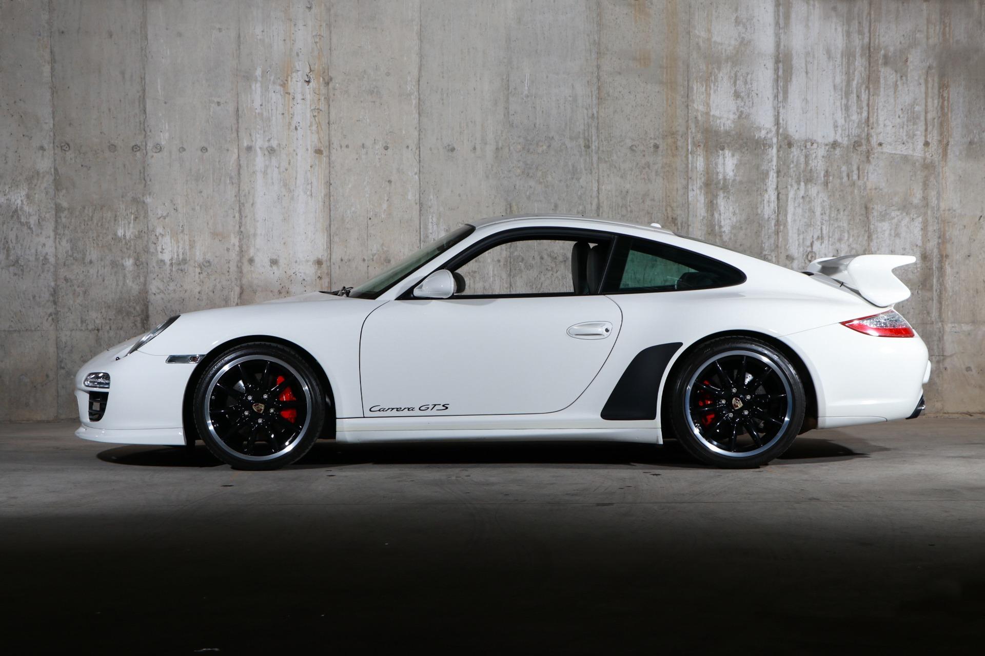 Porsche 997.2 Carrera GTS