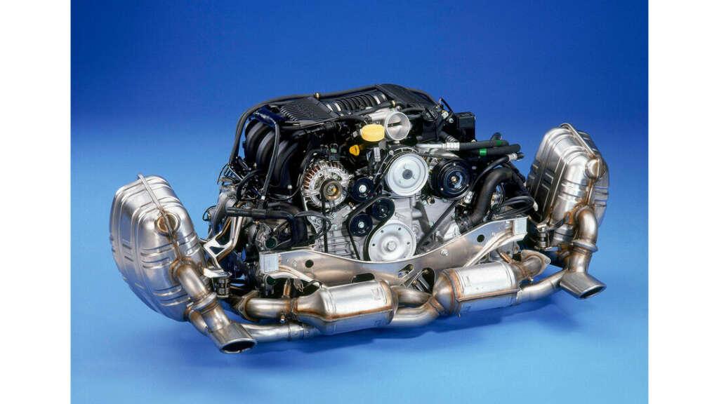 Intermediate Shaft Bearing on M96/97 engines