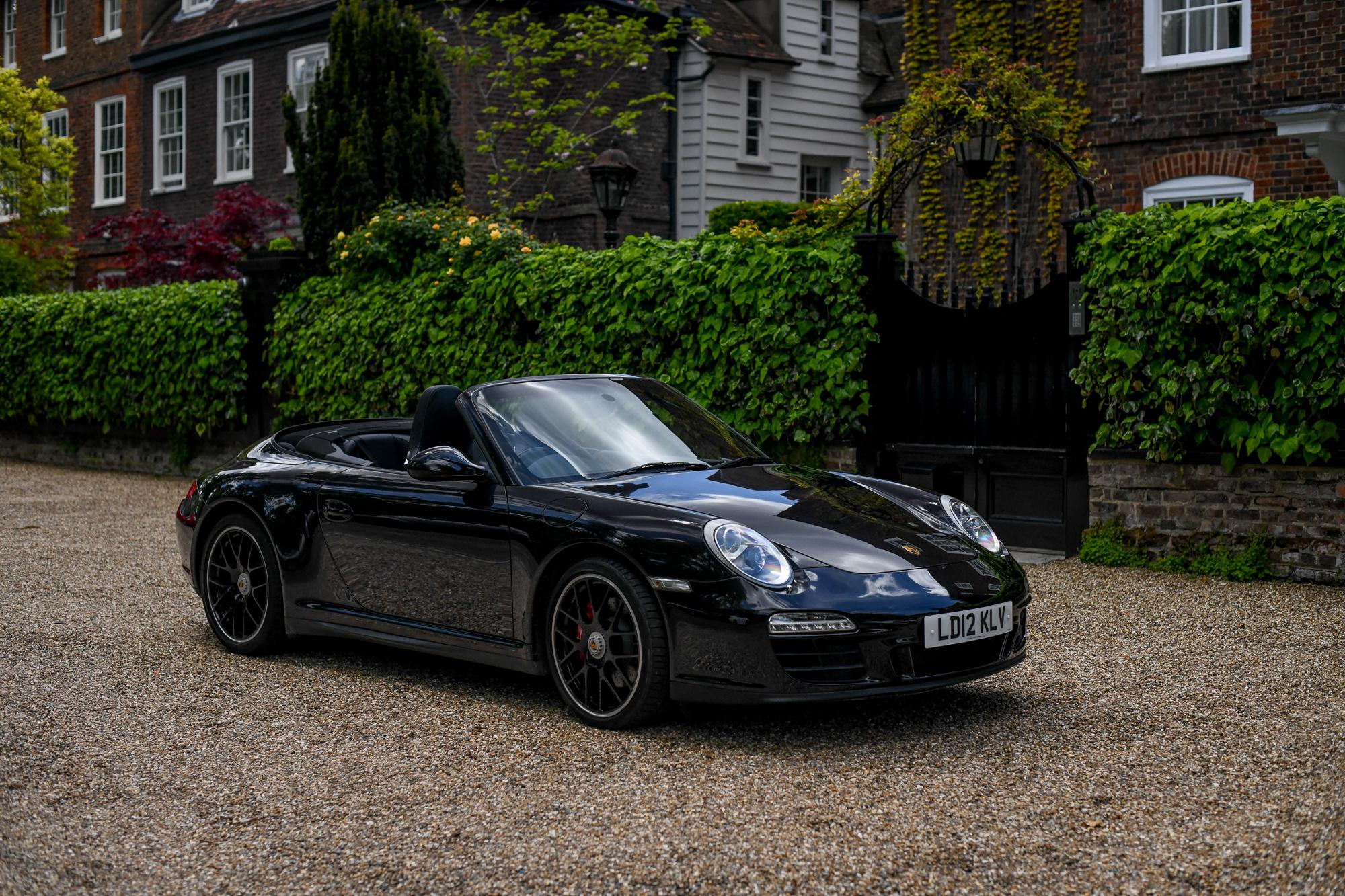 Porsche 997.2 Carrera 4 GTS
