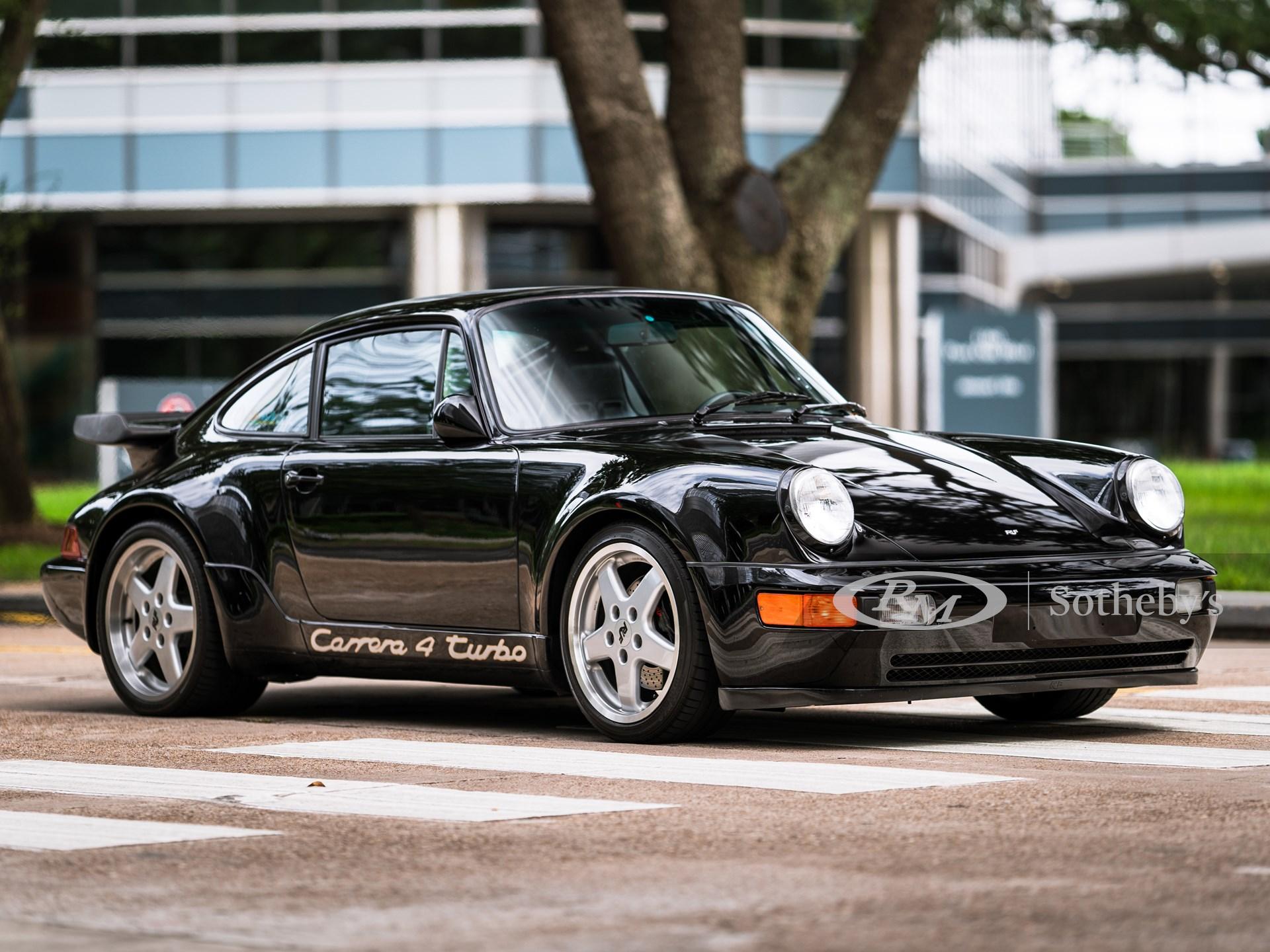 Porsche RUF BTR