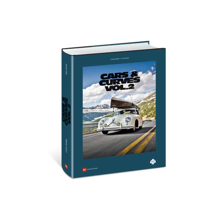 """Buch """"Cars & Curves Vol.2"""""""