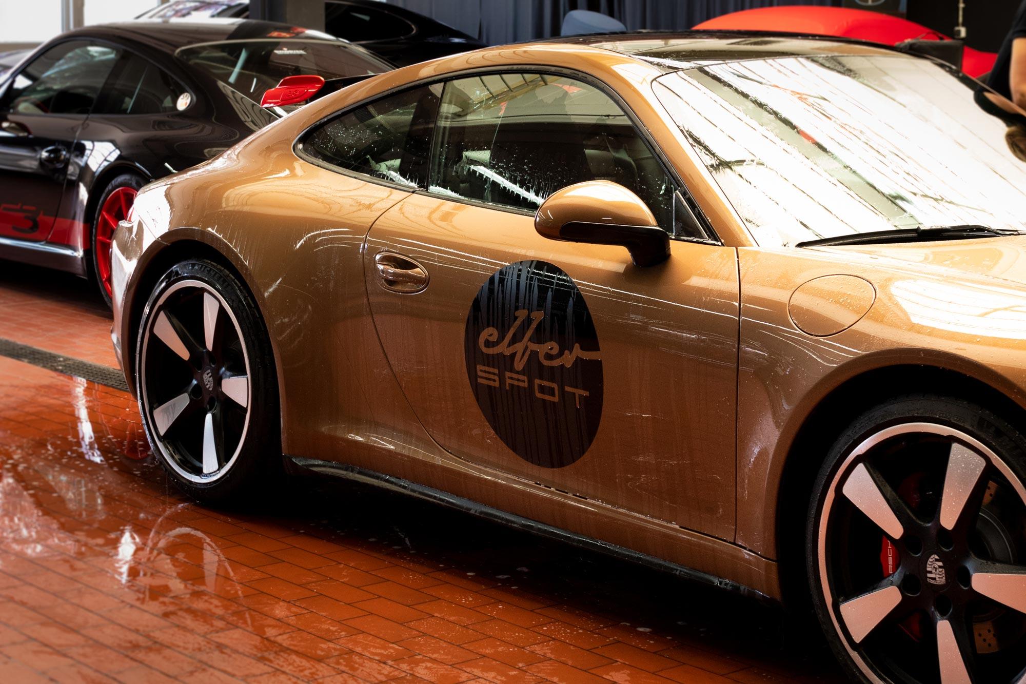 Porsche Pflege – Lernen von den Profis
