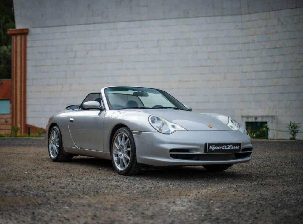 2002 Porsche (911) for sale