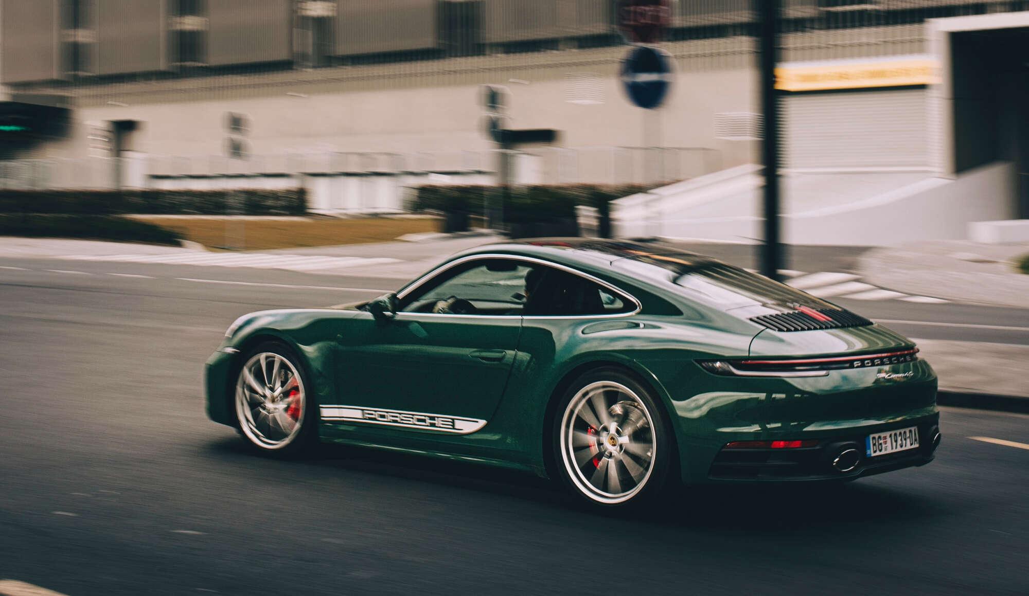 Porsche 992: Eine echte Liebesgeschichte
