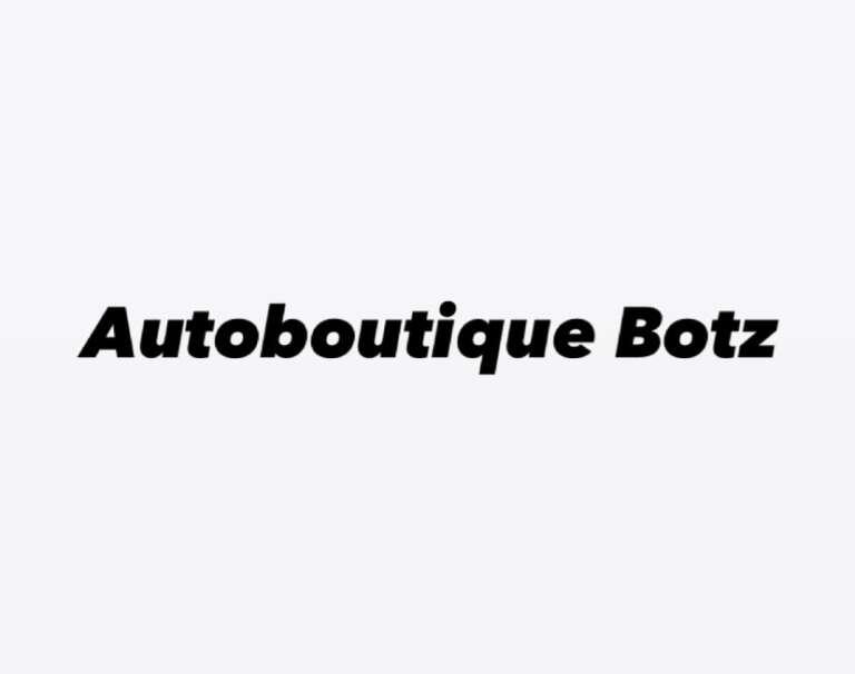 Autoboutique Botz GmbH
