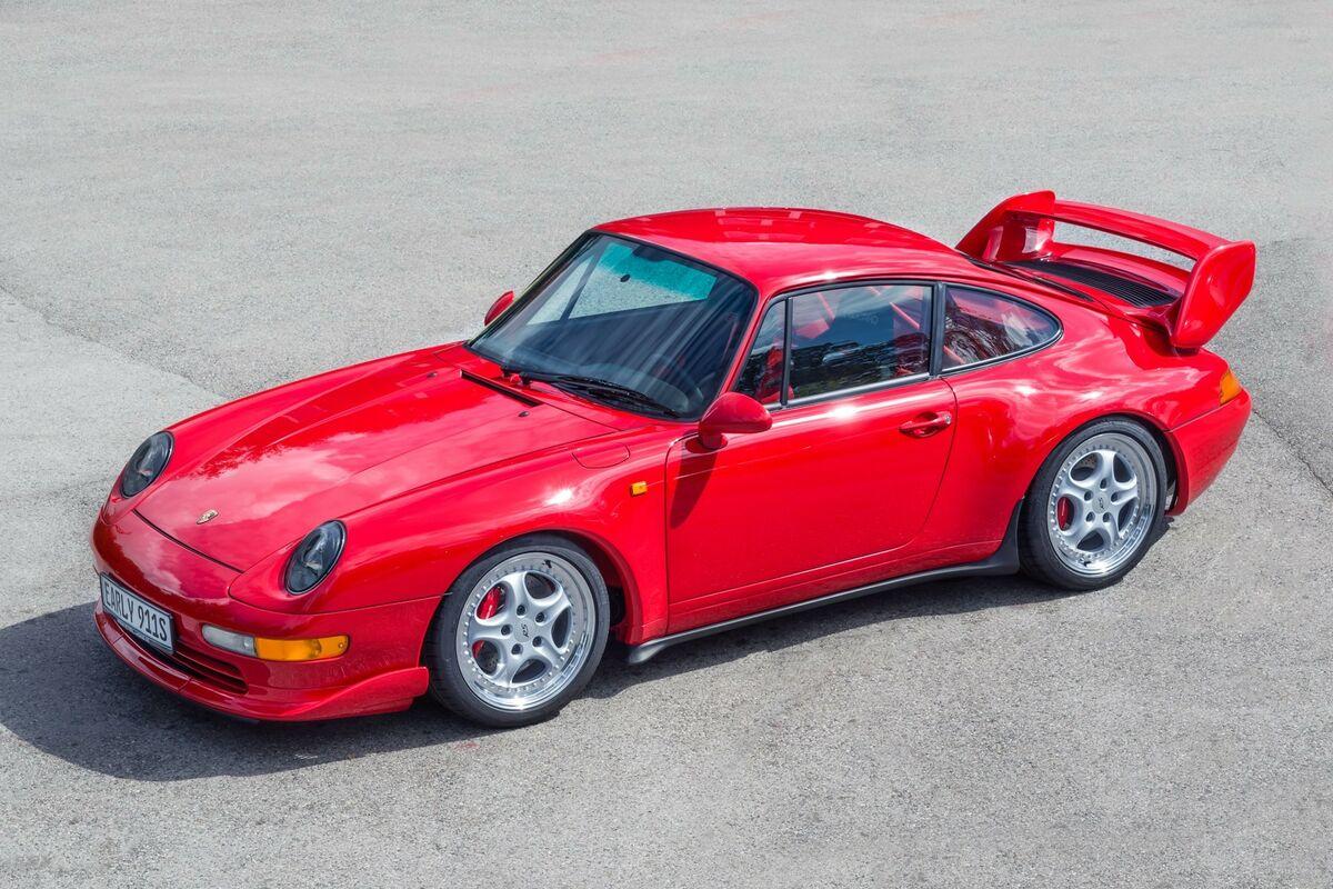 Porsche 993 Carrera RS