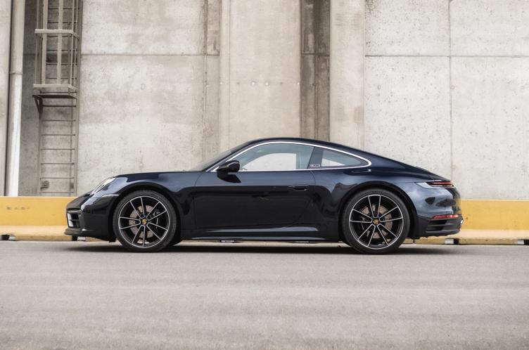 Porsche 992 Belgian Legend Edition