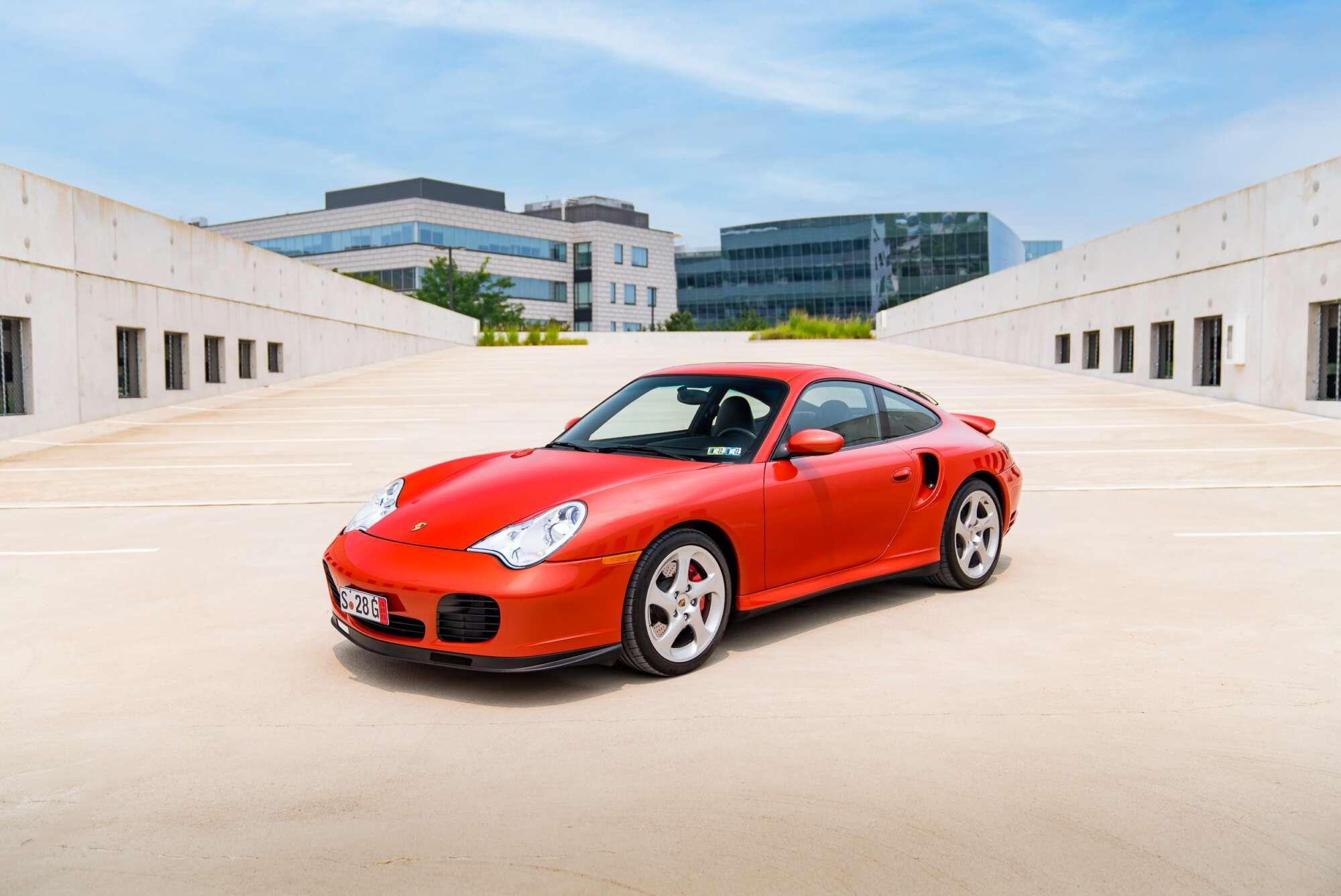 2003 Porsche 911 aus Baujahr (BJ) 2003 gebraucht kaufen