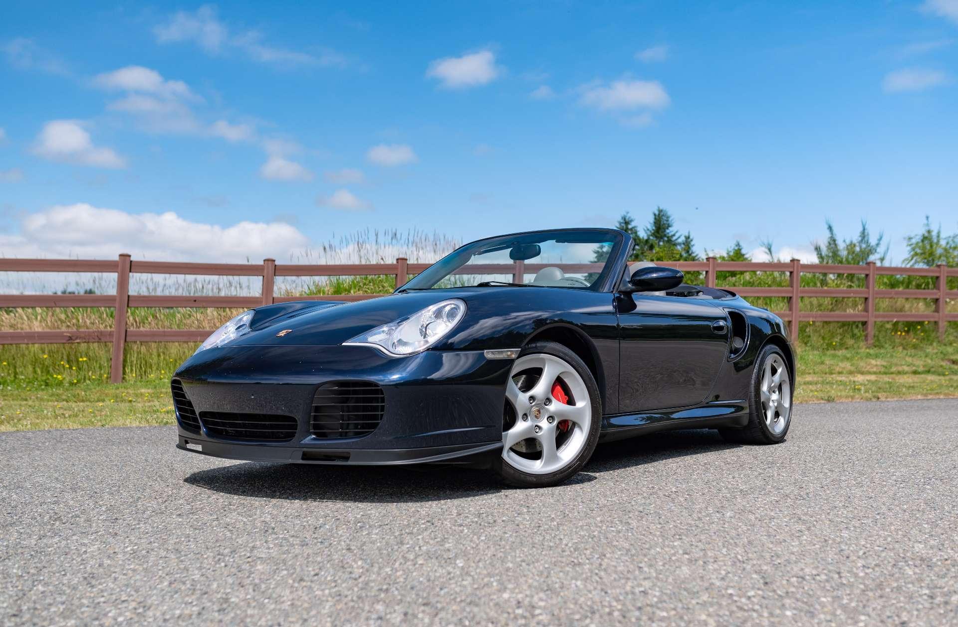 2004 Porsche (911) gebraucht kaufen Baujahr 2004