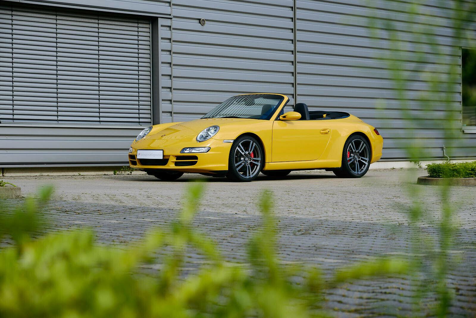 2005 Porsche (911) 997 kaufen gebraucht Baujahr 2005