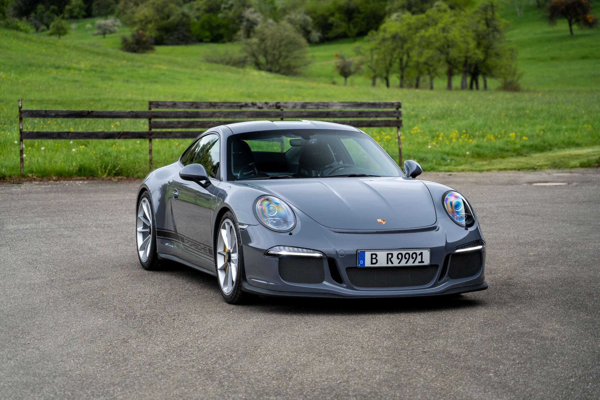 2016 Porsche 911 kaufen gebraucht - Baujahr 2016