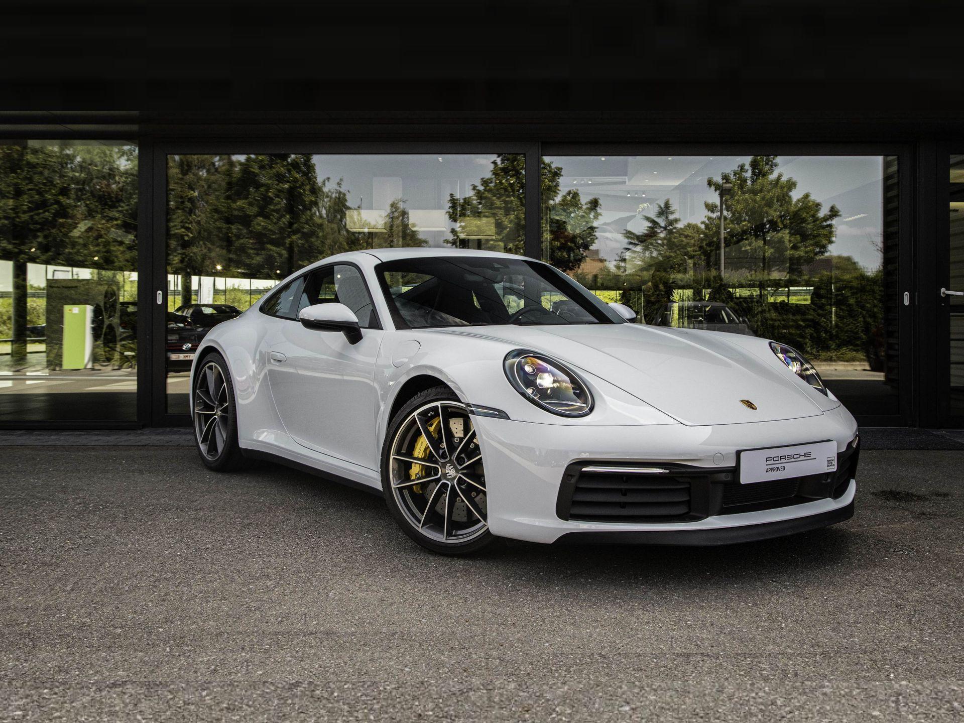 2019 Porsche 911 kaufen gebraucht - Baujahr 2019