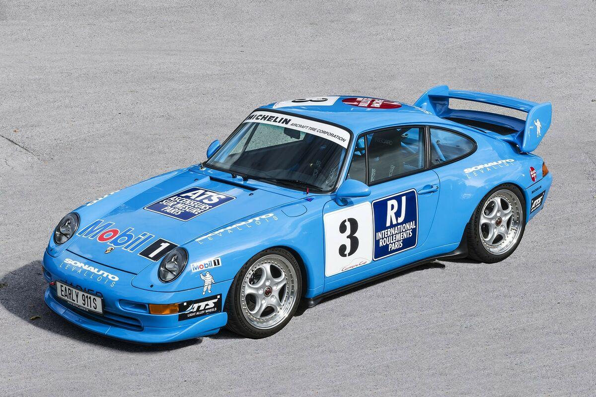 Porsche 993 3.8 Cup