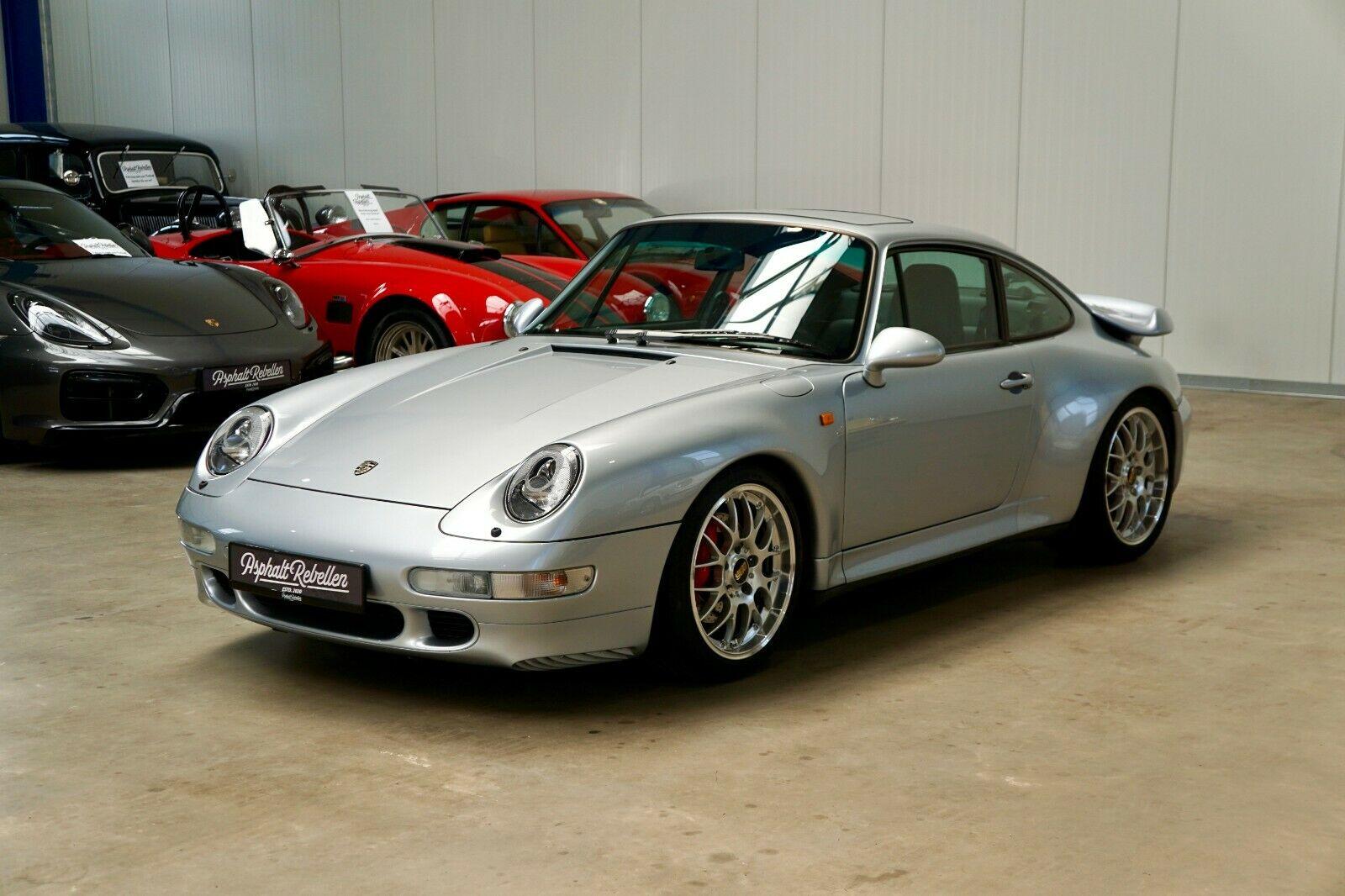 Porsche 993 Turbo