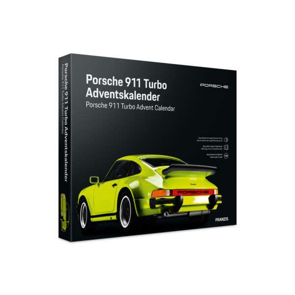 Porsche Adventskalender 2021 - 911 Turbo