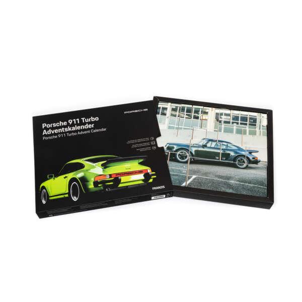 Porsche Adventskalender 2021 offen