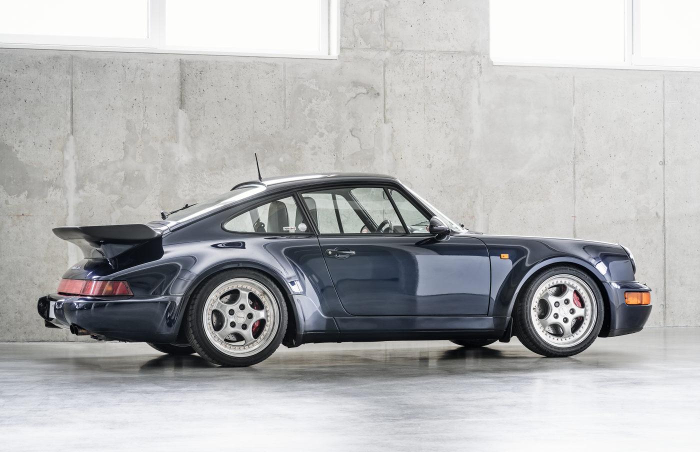 Kaufberatung – Der Porsche 964 Turbo