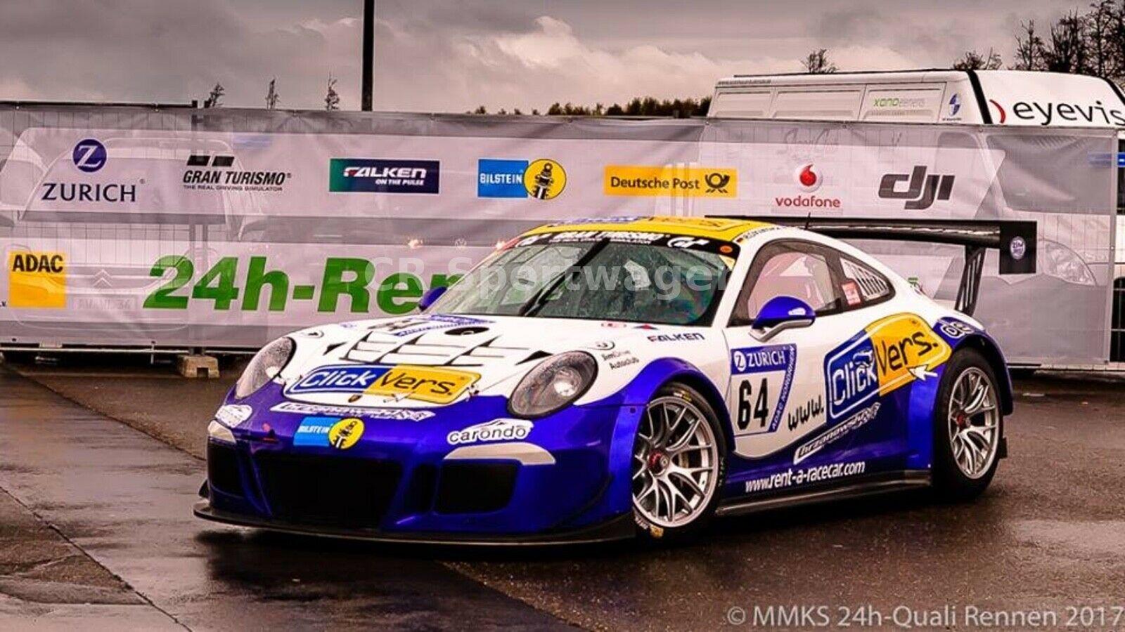 Porsche 991 GT3 Cup
