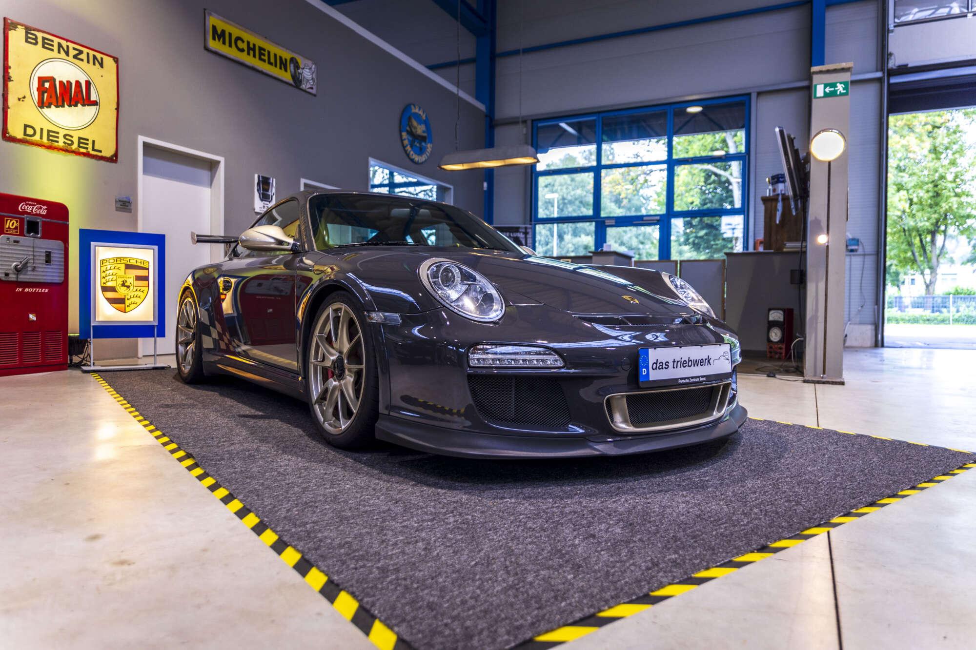 Porsche 997.2 GT3 RS