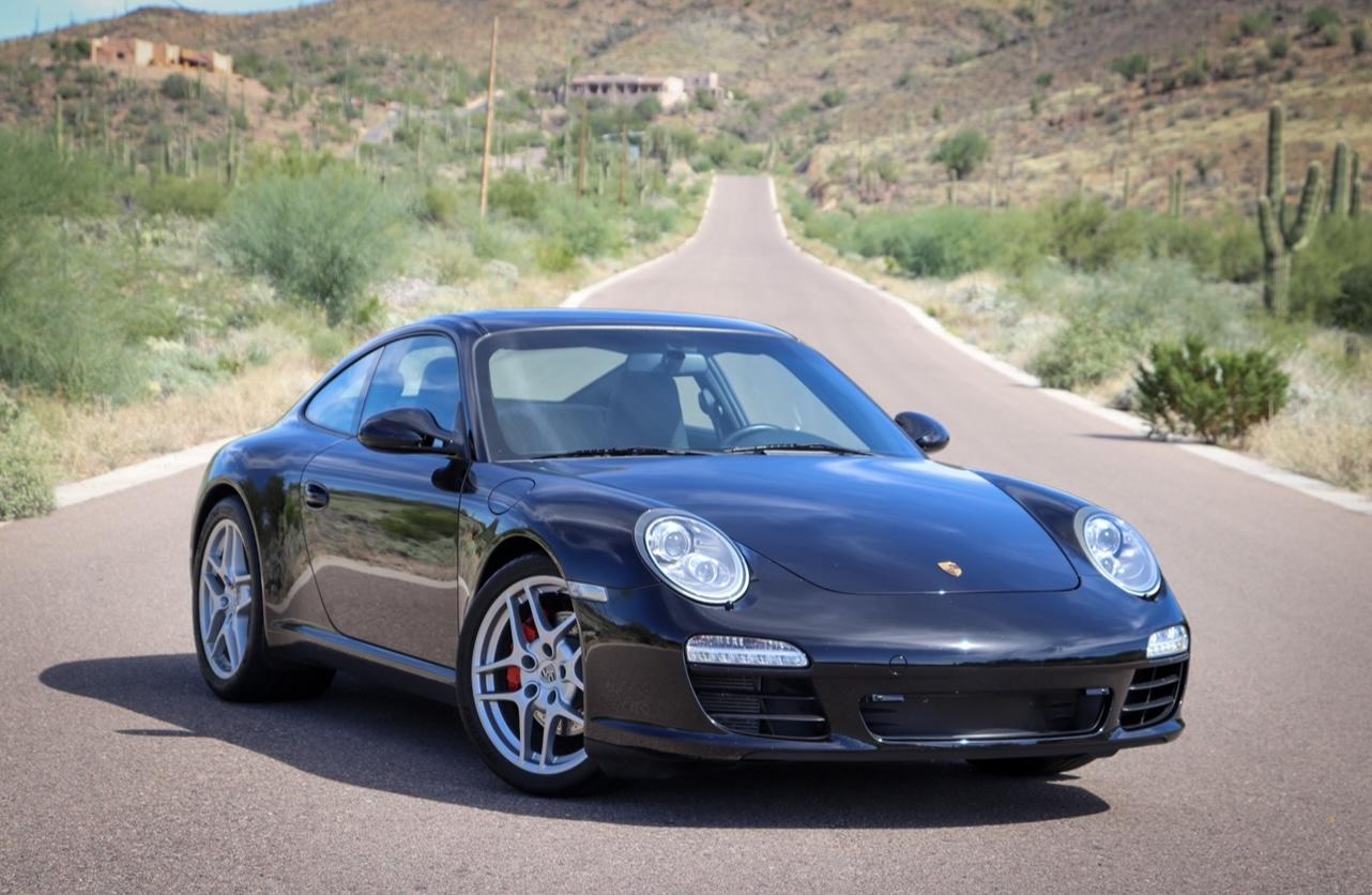 Porsche 997.2 Carrera S